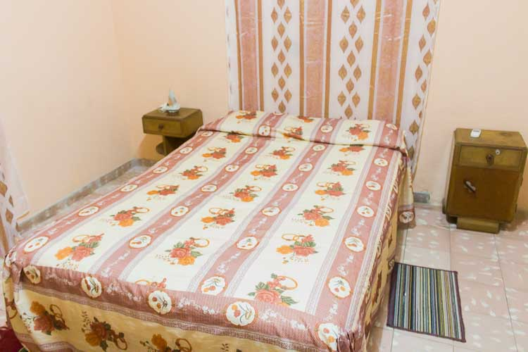 Bedroom - Private Room for Rent - Holguin, Cuba