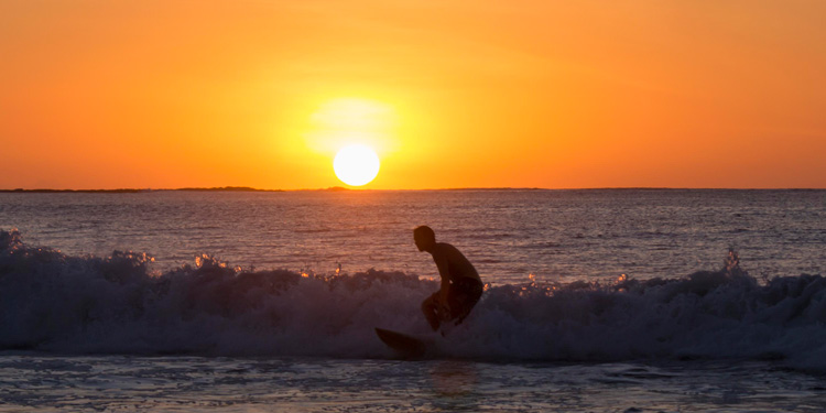 A Surfer's Paradise in Tamarindo Beach, Costa Rica