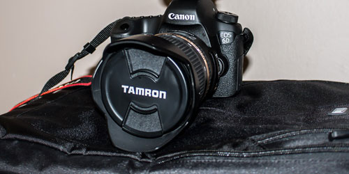 Time for an Upgrade: Canon Rebel T5i to 6D