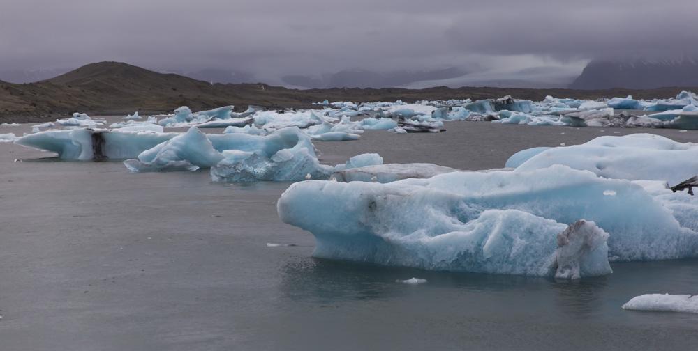 Jökulsárlón Iceland Glacier Lagoon Icebergs