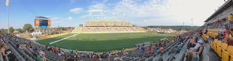 CIBC Pan Am Soccer Stadium