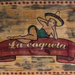 Eating Mexican Ceviche at La Coqueta in Tulum