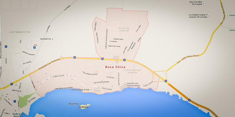 and Prostitution in Boca Chica Dominican Republic