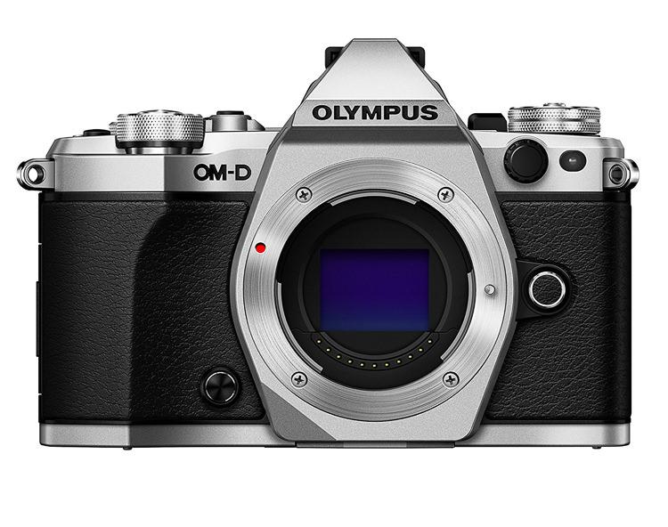 Olympus OM-D E-M5 Mark II travel camera
