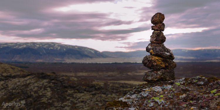 Iceland Photography in Kerid