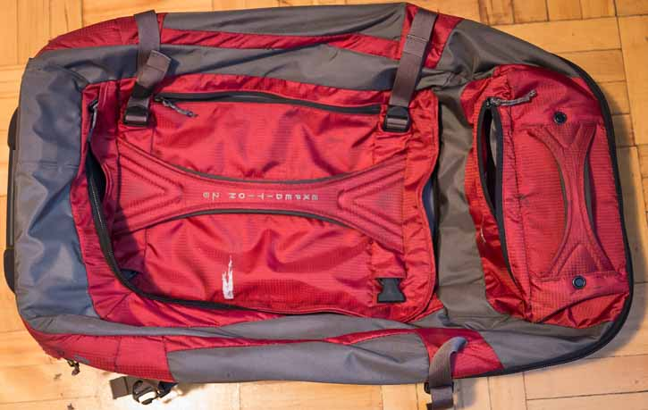 Eddie Bauer Luggage Review – Rolling Expedition Duffel Pros & Cons