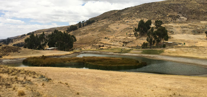 Lake Wilcacocha Hike, Huaraz, Peru