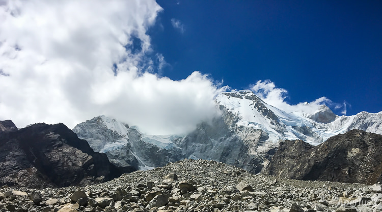 Snow Mountains Jatun Cocha Hike