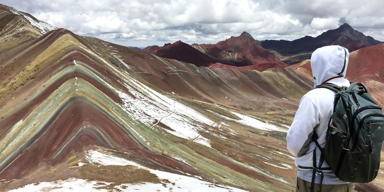 Rainbow Mountain Tour by Horse – Vinicunca, Cusco, Peru