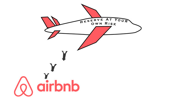 The Ugly Truth of Airbnb Reviews and Its Hosting Service