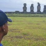 My First Impression of Easter Island