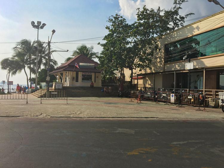 Patong bus stop