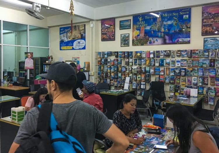 Phuket travel agency