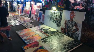 A Simple Guide to the Chiang Mai Markets – Night Bazaar, Weekend, North & South Gate Markets